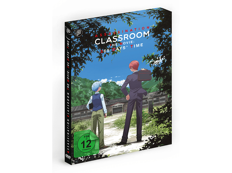 Assassination Classroom The Movie: 365 Days' Time [DVD]