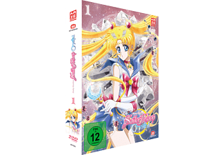 Sailor Moon Crystal - Vol. 1 - (DVD)