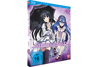 Strike the Blood - Vol. 3 - (Blu-ray)
