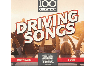 VARIOUS - 100 GREATEST DRIVING SONGS - (CD)