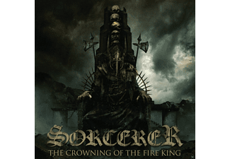 Sorcerer - The Crowning of the Fire King - (CD)