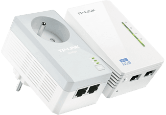 TP-LINK AV500 Powerline WiFi Kit (TL-WPA4225KIT BE)