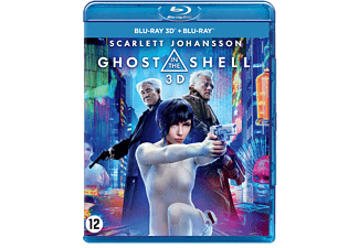 Ghost in the Shell - 3D Blu-ray