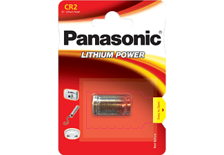PANASONIC BATTERY CR2 Lithium batterij