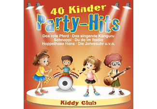 Kiddy Club - 40 Kinder Party-Hits (2CD) - (CD)
