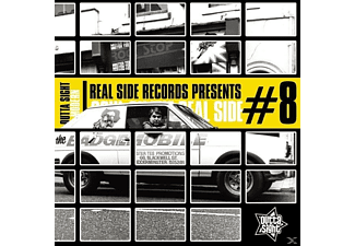 VARIOUS - Soul On The Real Side Vol.8 - (CD)