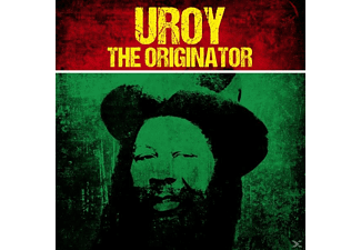 U-Roy - The Originator - (CD)