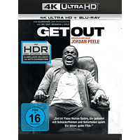 Get Out [4K Ultra HD Blu-ray]
