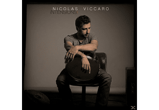 Nicolas Viccaro - Intensions - (CD)