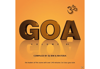 VARIOUS - Goa Vol.65 - (CD)
