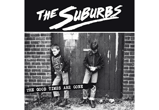 The Suburbs - The Good Times Are Gone - (CD)
