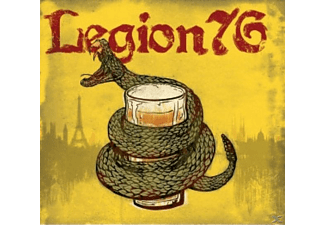 Legion 76 - Discography - (CD)