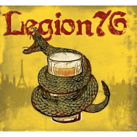 Legion 76 - Discography [CD]