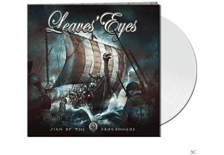 Leaves' Eyes - Sign Of The Dragonhead (Gtf.White Vinyl) - (Vinyl)