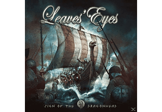 Leaves' Eyes - Sign Of The Dragonhead - (CD)