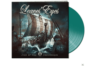 Leaves' Eyes - Sign Of The Dragonhead (Gtf.Green Vinyl) - (Vinyl)
