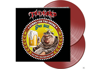 Tankard - Hymns For The Drunk (Gtf.Clear Red 2 Vinyl) - (Vinyl)