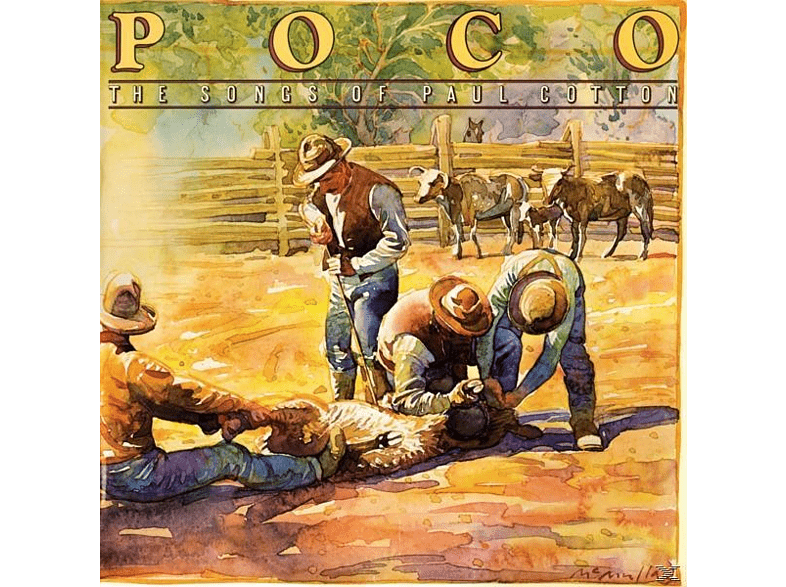 Poco - The Songs Of Paul Cotton [CD]