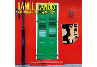Daniel Lanois - New Orleans Jazz Festival 1989 - (CD)