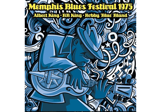 Albert King, B.B. King, Bobby Blue Bland - Memphis Blues Festival 1975 - (CD)