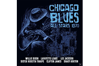 VARIOUS - Chicago Blues All Stars 1970 [CD]