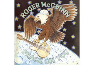 Roger McGuinn - Peace On You - (CD)