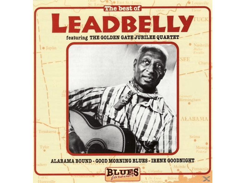 Leadbelly - The Best Of Leadbelly [CD]