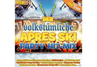 VARIOUS - Der volkstümliche Apres Ski Party Hit-Mix - (CD)