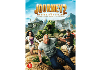 Journey 2: The Mysterious Island - DVD