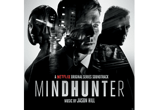 Jason Hill - Mindhunter - (CD)