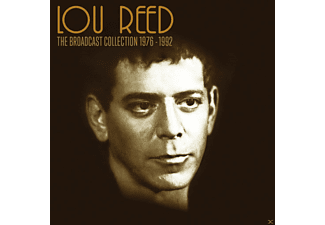 Lou Reed - The Broadcast Collection 1976-1992 - (CD)