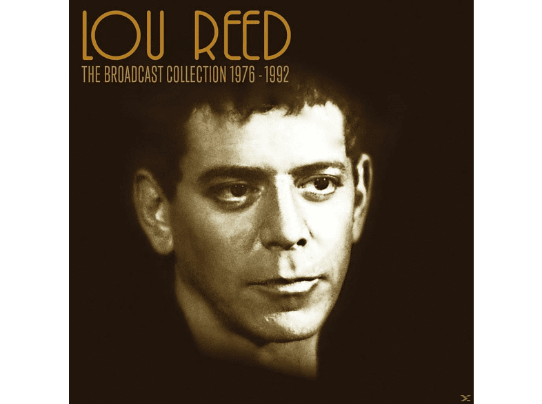 Lou Reed - The Broadcast Collection 1976-1992 [CD]