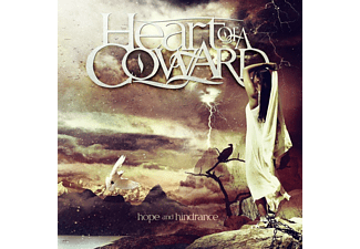Heart Of A Coward - Hope And Hinderance - (Vinyl)