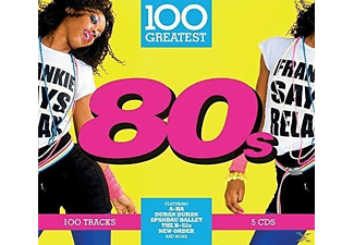 VARIOUS - 100 Greatest 80s - (CD)