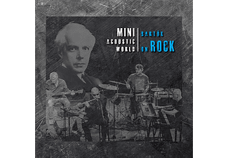 Mini Acoustic World - Bartók on Rock (Vinyl LP (nagylemez))