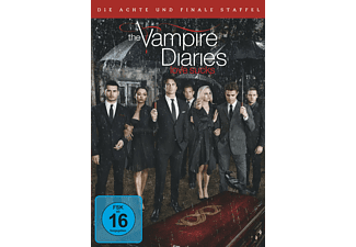 The Vampire Diaries - Staffel 8 - (DVD)