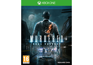 SQUARE ENIX Xbox One Murdered Soul Suspect Standard