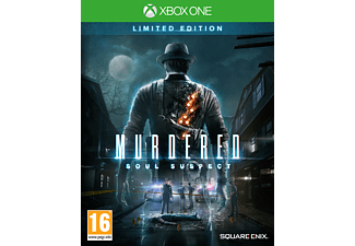 SQUARE ENIX Xbox One One Murdered Soul Suspect LTD ED
