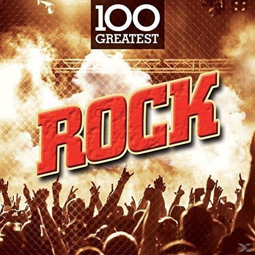 VARIOUS - 100 Greatest Rock - (CD)