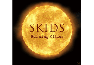 The Skids - Burning Cities - (CD)