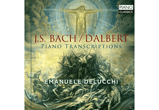 Emanuele Delucchi - Piano Transcriptions - (CD)