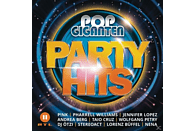 VARIOUS - Pop Giganten Party Hits [CD]