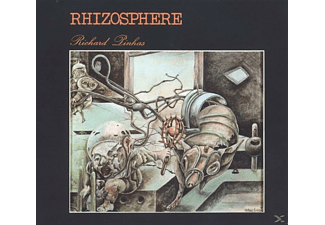 Richard Pinhas - Rhizosphere - (CD)