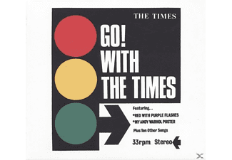 The Times - Go!With The Times - (LP + Bonus-CD)