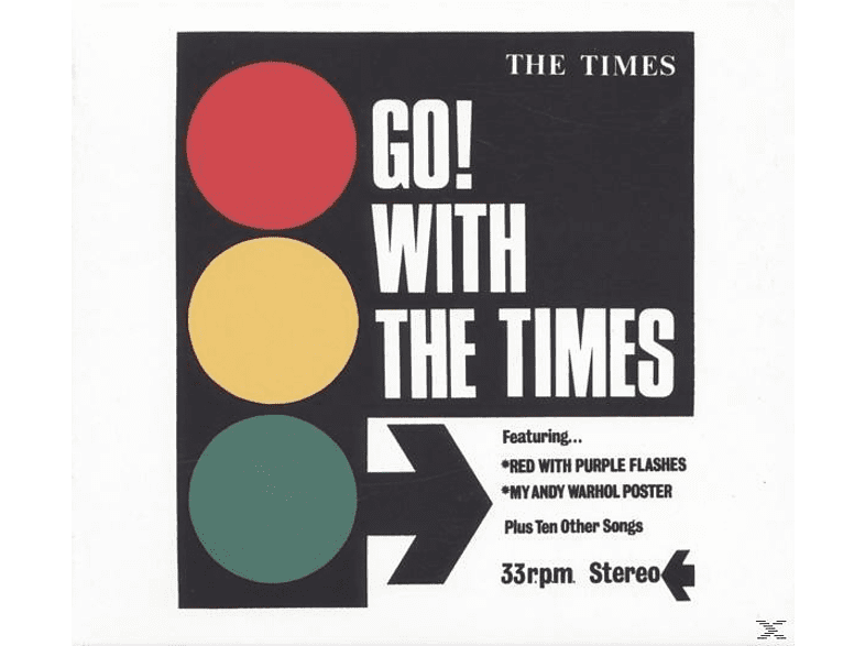 The Times - Go!With The Times [CD]
