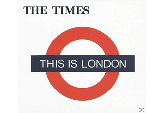 The Times - This Is London - (LP + Bonus-CD)