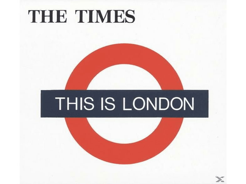 The Times - This Is London [CD]