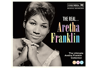 Aretha Franklin - The Real Aretha Franklin (CD)
