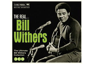 Bill Withers - The Real Bill Withers (CD)
