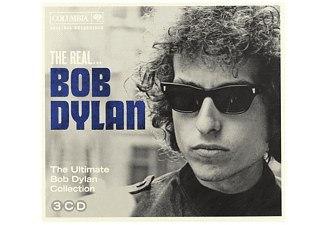 Bob Dylan - The Real Bob Bylan (CD)